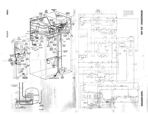 ge fridge wiring diagram images ge refrigerator gss model wiring ge fridge diagram ge get image about wiring diagram