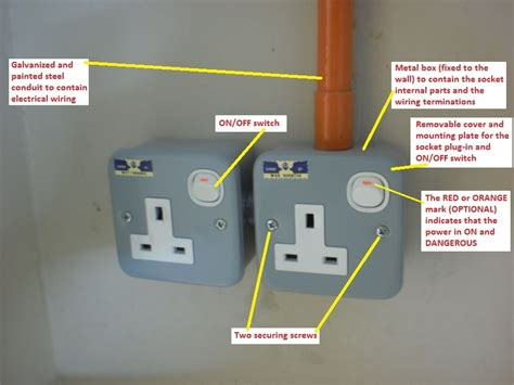 how to wire a v outlet diagram images electrical outlet size electrical wiring and installation of 13a socket outlet