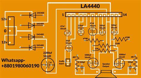 Electronic Circuit Diagram Schematic PCB Design