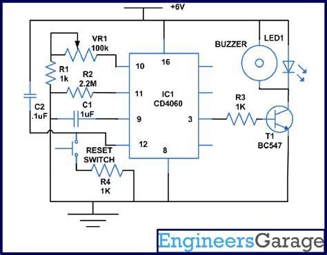 digital timer switch wiring diagram images electronic timer circuit diagram engineersgarage