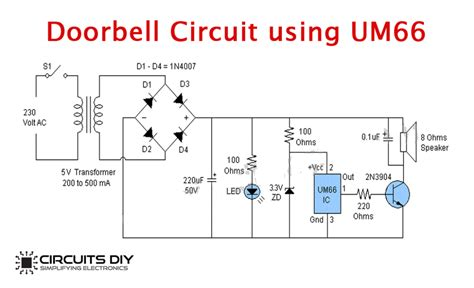 circuit diagram of electronic doorbell images vdp wiring diagram electronic doorbell circuit circuit diagram world