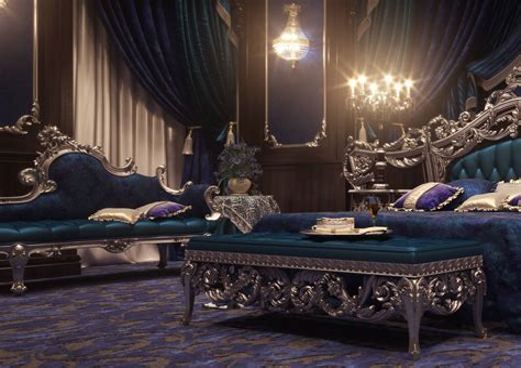 Elegant House Luxury European Italian Style Furniture