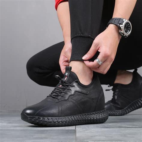Elevator Shoes Height Increasing Shoes Mens Footwear