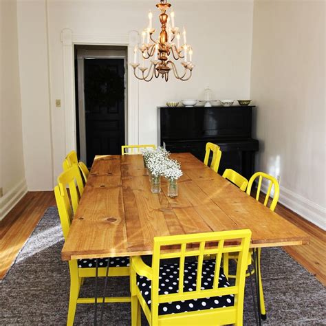 Elsie s DIY Dining Room Table A Beautiful Mess