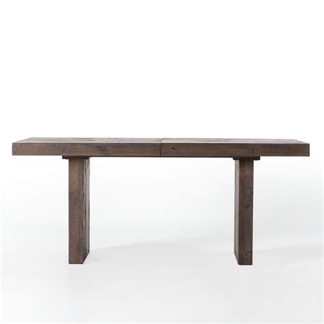 Emmerson 174 Reclaimed Wood Expandable Dining Table