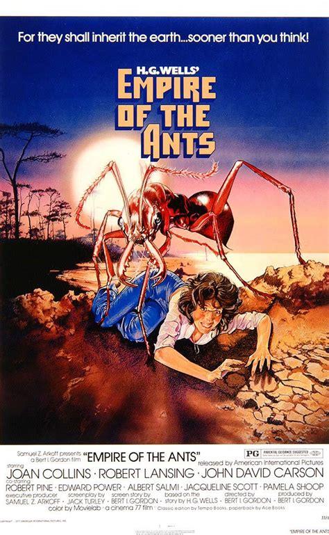Empire of the Ants 1977 IMDb