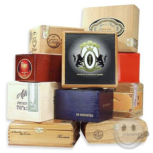 Empty Box Cigars International