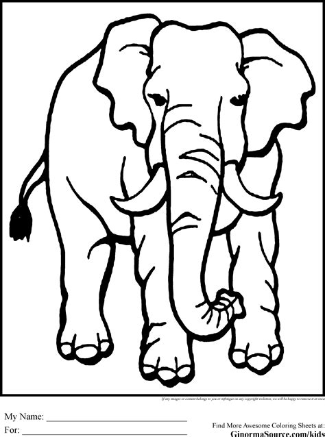 Endangered Animals Online Coloring Pages Page 1