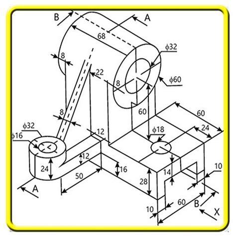 Engineering Drawing Learn Engineering Drawing Online