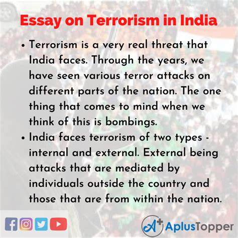 terrorism essay in english essay on terrorism in peshawar english  essay topics english essay on  terrorism valley junction