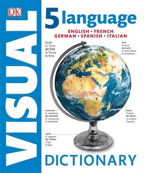English to French Italian German Spanish Dictionary