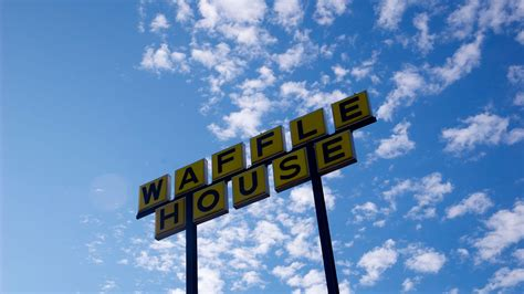 Enjoy This Map of Waffle House Locations With Views of the