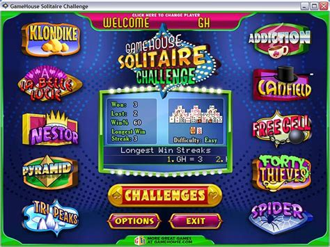 Enjoy free online puzzle games on GameHouse GameHouse