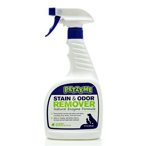 Enzyme Cleaner Pet Stain Remover Odor Eliminator Best