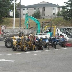 Equipment Rentals in the Tacoma area Bunce Rental