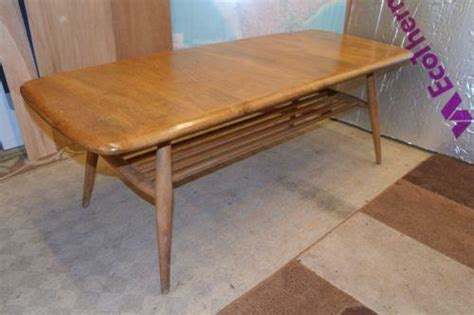 Ercol Coffee Table eBay