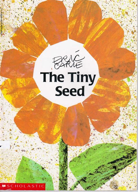 The Tiny Seed Worksheets English - The Best and Most Comprehensive ...