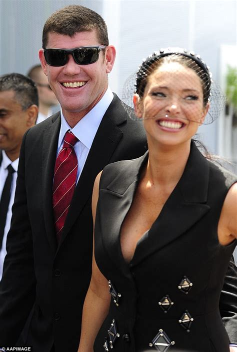 Erica Packer cuts a chic figure for 40th birthday in Aspen