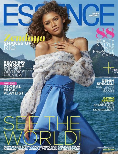 Essence Magazine Essence