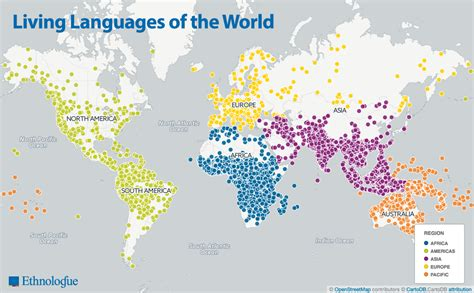Ethnologue Languages of the World