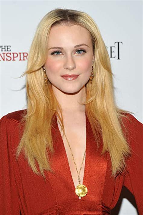 Evan Rachel Wood IMDb