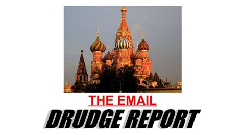 Even the Drudge Report Has Finally Turned on Trump Gizmodo
