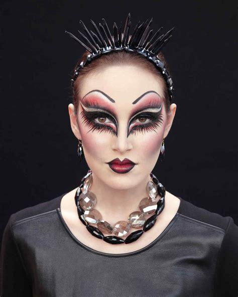 Evil Queen Halloween Makeup Video Martha Stewart