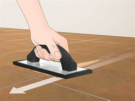 Expert Reviewed Guide on How to Grout a Tile Floor wikiHow