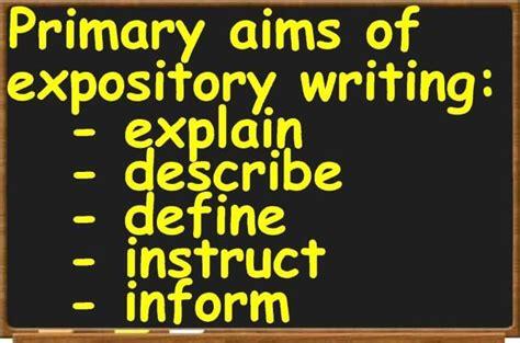 Expository Writing web gccaz edu