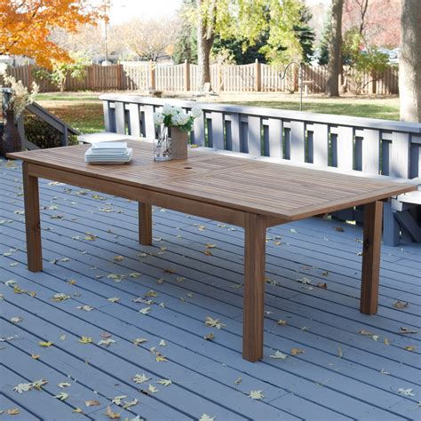 Extension Dining Table on Hayneedle Extension Table