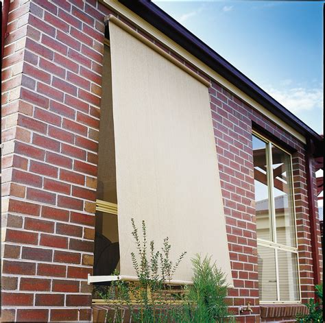 Exterior Retractable Blinds Coolaroo