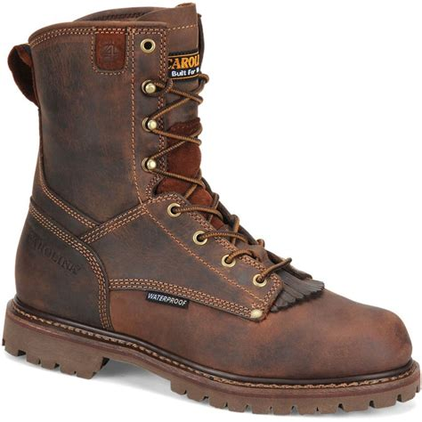 Extra Wide Mens Work Boots shoes