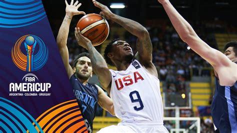 FIBA Americup 2017 FIBA basketball