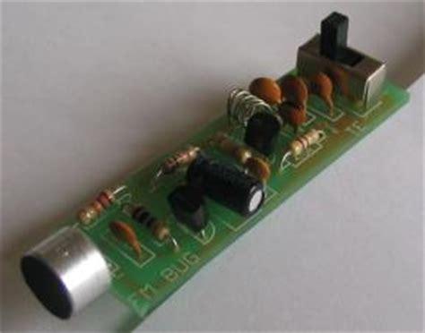 FM Bug Talking Electronics