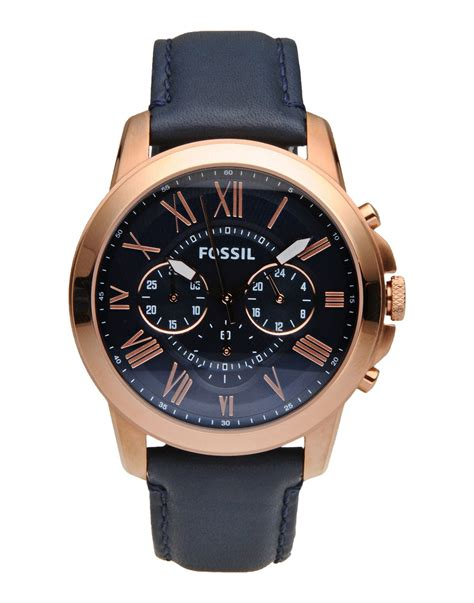 FOSSIL Men s Watches Watches Jewellery Accessories