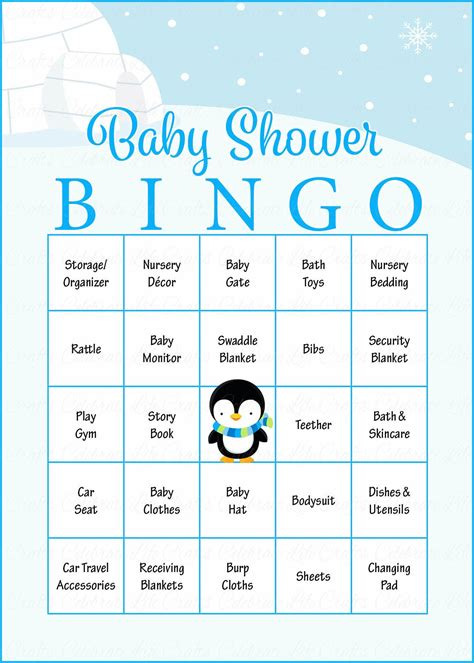 FREE PRINTABLE BABY SHOWER GAMES Baby Shower Simplicity