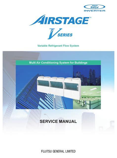 FUJITSU AIRSTAGE V II SERVICE MANUAL Pdf Download