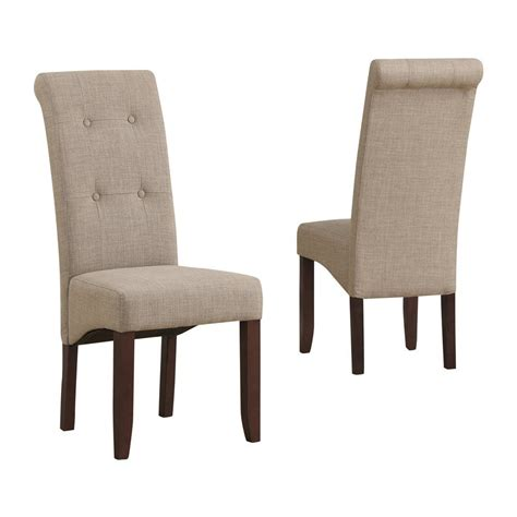 Fabric Dining Chairs Lowe s Canada