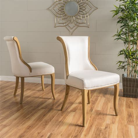 Fabric Dining Chairs Walmart