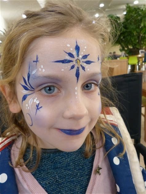Face Painting Picture Sheets Cheryl Holley