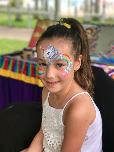 Face painting products Childrens entertainer Darwin