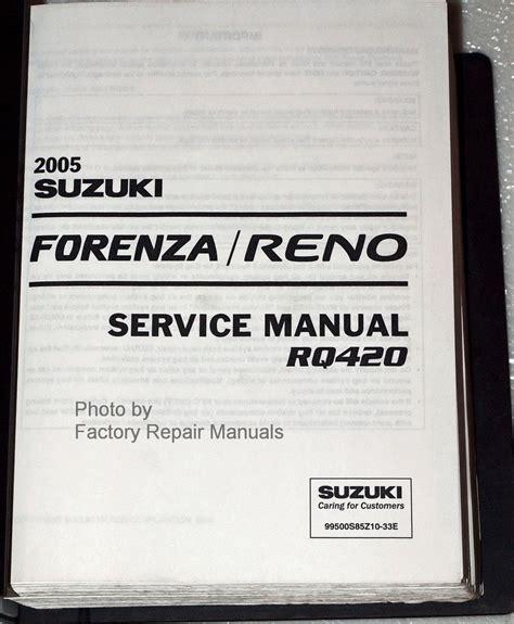 Factory Repair Manuals Factory Service Manuals Original