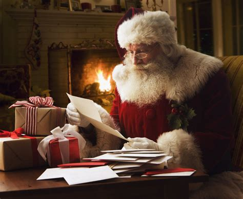 Facts about Father Christmas Santa Claus for Kids