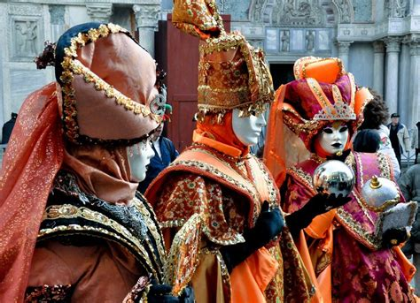 Facts about the Venice Carnival Travel in Italy Go 4