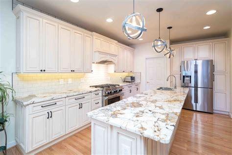 Fairfax Marble Granite Kitchen CounterTops Actual