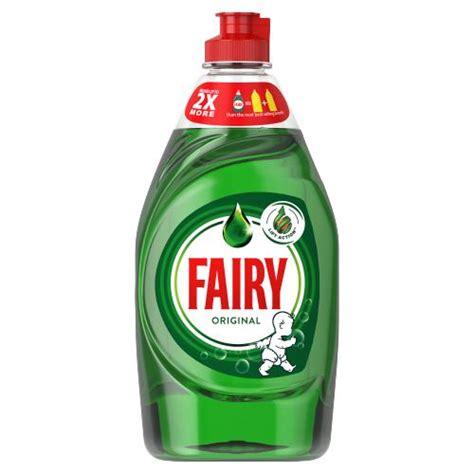Fairy Original Dishwashing Liquid 433ml Tasteful Delights
