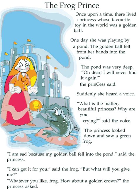 Fairy Tales Stories Free Short Stories for Kids
