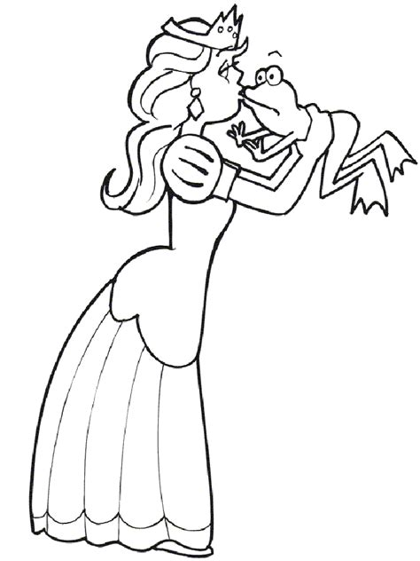 Fairy tale Online Coloring Pages Page 1