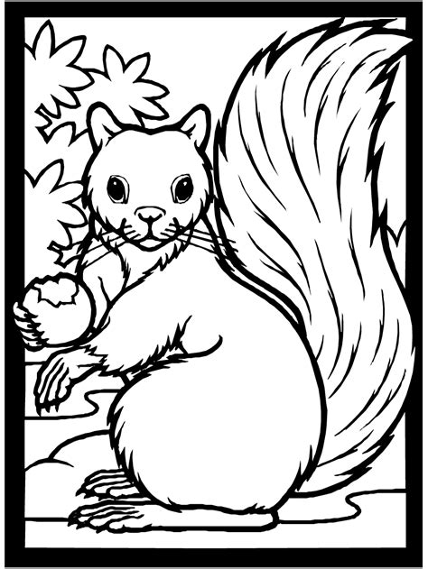 Fall Coloring Pages Sheets and Pictures