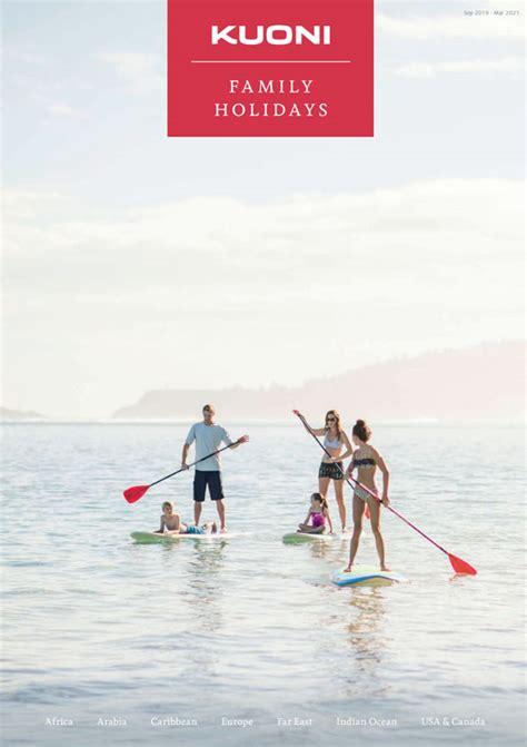Family Holiday Kuoni Travel